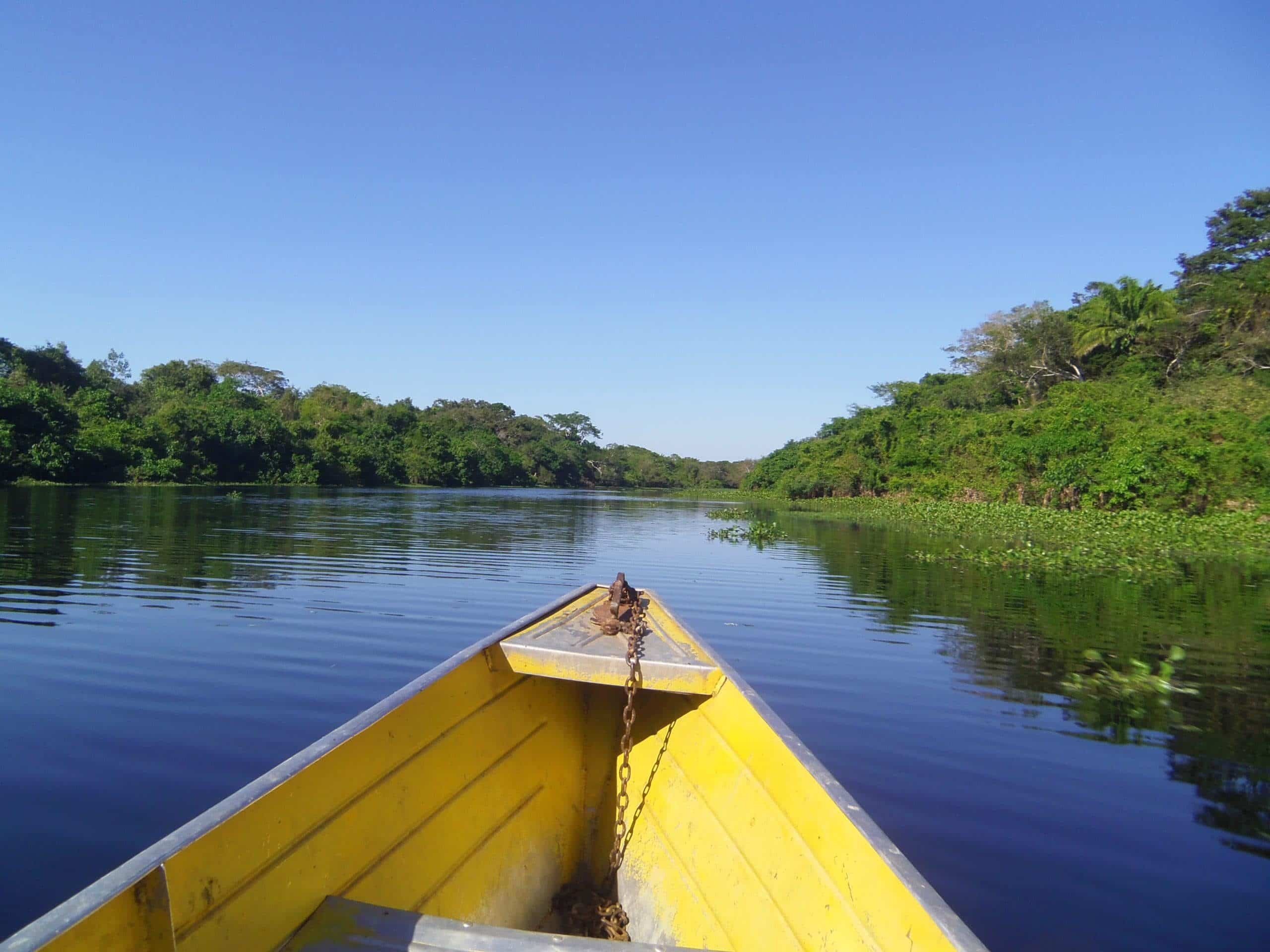 Amazon River Tour CHUCHINI Trinidad Beni