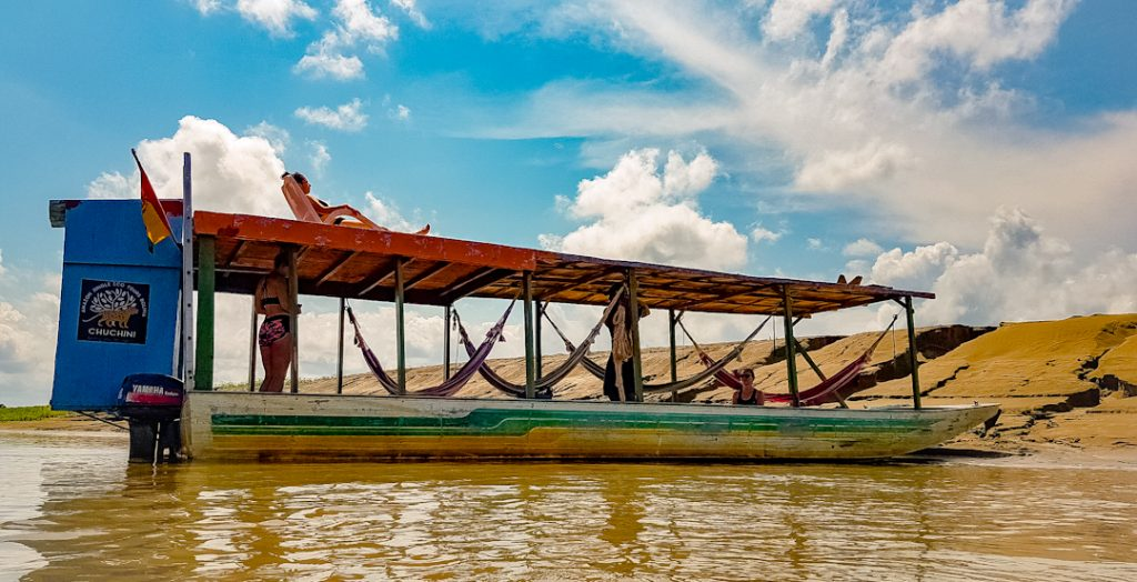 Amazon River Dolphin Pampas Tour