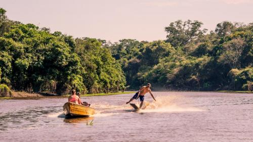 Waterski Chuchini Lagoon